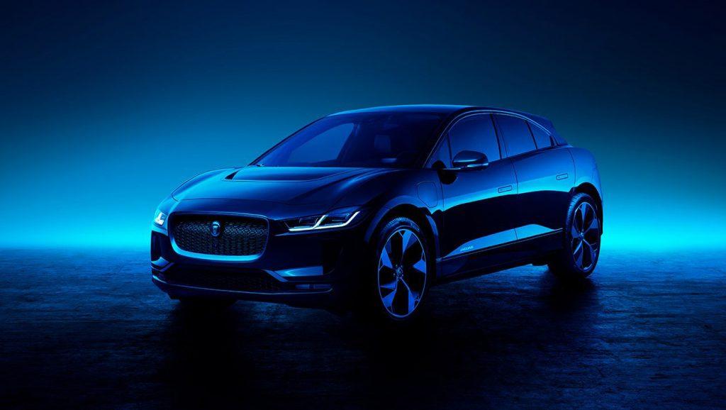 Jaguar I-Pace nyt Yksityisleasing-sopimuksella.